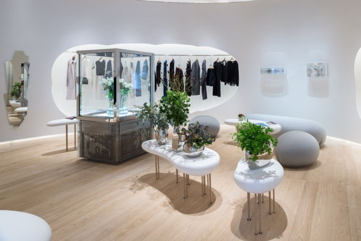Nemika Concept Store by Kohei Nawa, Tokyo – Japan » Retail Design Blog