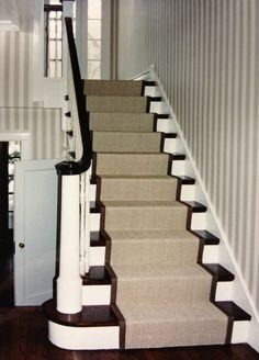 stairs with runners - Google Search