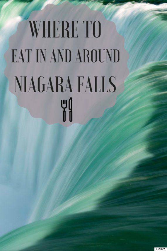 Best Niagara Restaurants: Where To Eat In And Around The Falls