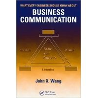 Speaking, writing, and listening are three critical communication needs of any professional engineer.   This book focuses on those needs and delineates critical communication strategies required in many group settings and work situations and demonstrates how to integrate a marketing strategy into every facet of engineering communication, from presentations, visual aids, proposals and technical reports to email and phone calls.