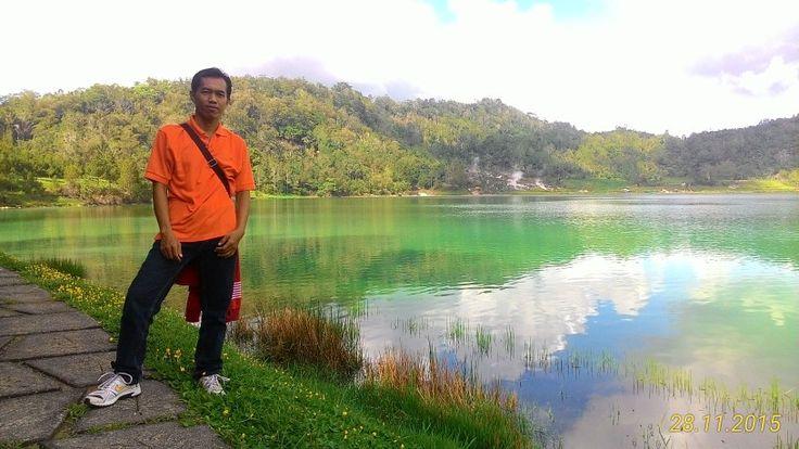 Danau linau,north sulawesi