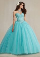 Wholesale New ice blue quinceanera dresses 2016 sweet 15 ball gown with jeweled beading on tulle 89087 http://www.topdesignbridal.net/wholesale-new-ice-blue-quinceanera-dresses-2016-sweet-15-ball-gown-with-jeweled-beading-on-tulle-89087_p4569.html