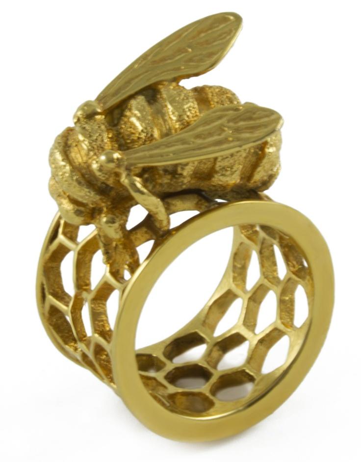 Bee Ring by Bill Skinner