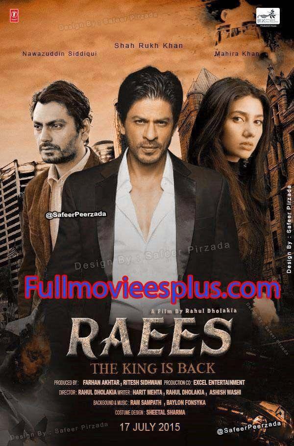 Raees (2017) Bollywood Movie
