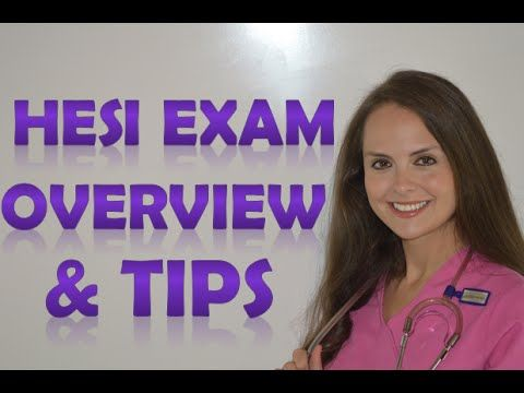 HESI Study Guide & Exam Tips for Nursing Students | Review Books HESI & NCLEX
