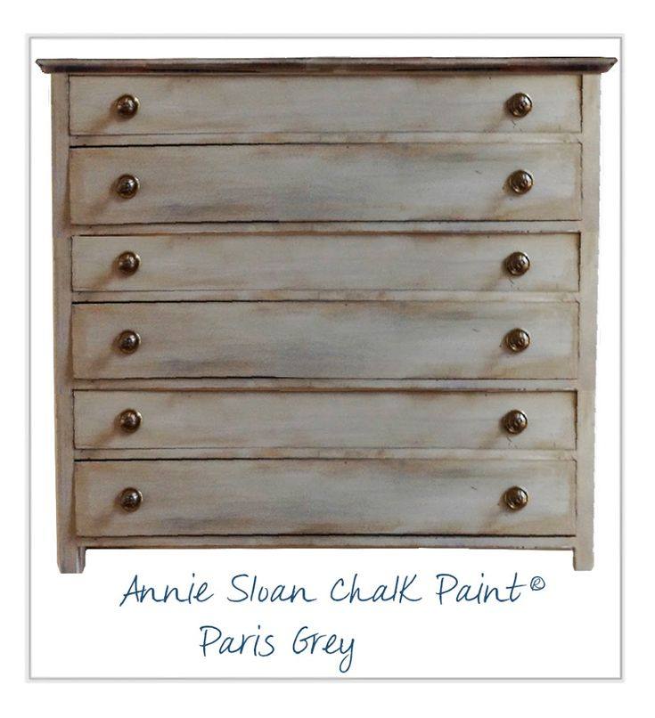 Colorways with Leslie Stocker » Paris Grey Chest of Drawers