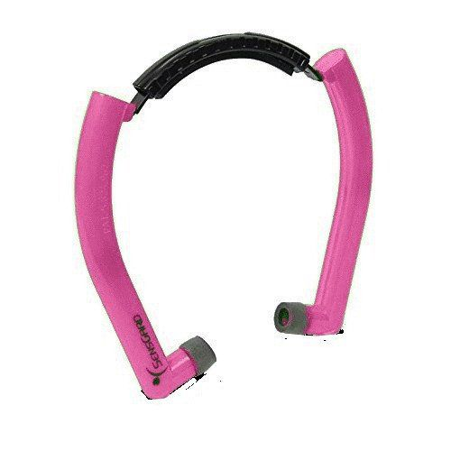 SensGard SG-26 Lightweight Hearing Protection Band NRR 26dB (Pink)