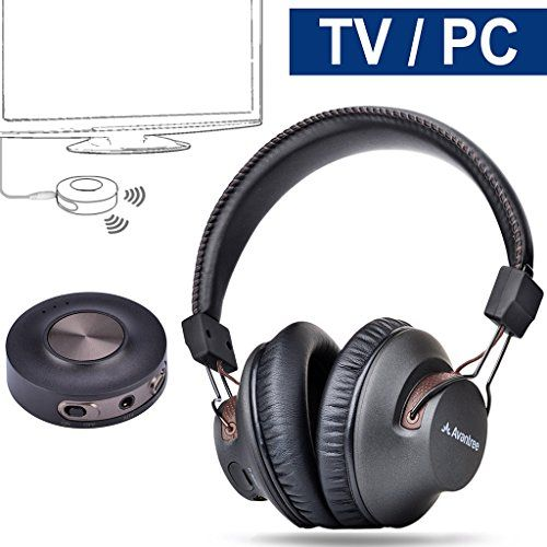 BLUETOOTH TRANSMITTER & HEADPHONES FOR TV ---- $89.99 ---- Avantree Wireless Headphones for TV with Bluetooth Transm... https://www.amazon.com/dp/B072V3478X/ref=cm_sw_r_pi_dp_x_BoGeAbV2VX15N
