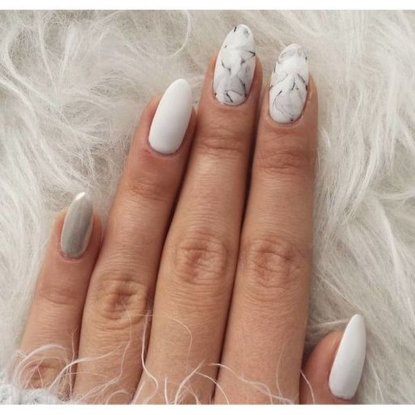 48 Patterns Of Floral Nails With Dark Background 2019 Page 43 Of