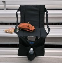 Personalized Portable Stadium Seat | Bleacher Cushion | Gifts for Men