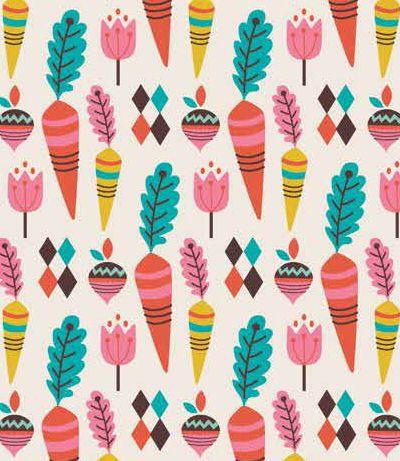 print & pattern: FABRICS - andrea müller