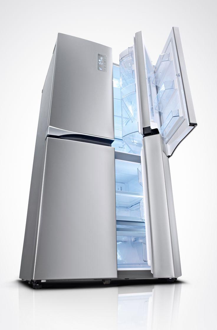 lg refrigerator linear compressor. lg electronics door-in-door fridge freezer. featured in december issue of kitchens lg refrigerator linear compressor