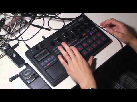 Warping the Electribe 2 - Polymeter! - YouTube