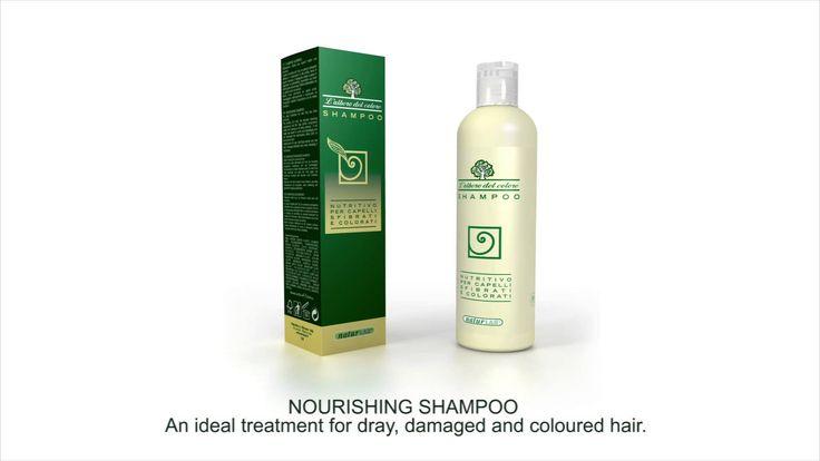 """Linea Nutrizione """"L'Albero del Colore"""" / Rivitalizing Hair products - Na..."""