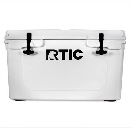 RTIC 45 Cooler - White - Bear  Proof and keeps ice  ❄️ for up to 10 days!