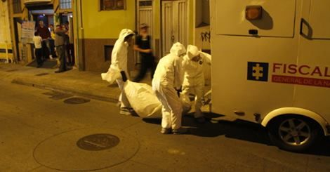 osCurve   Contactos : Hallaron cuerpo descompuesto de una mujer en Maniz...