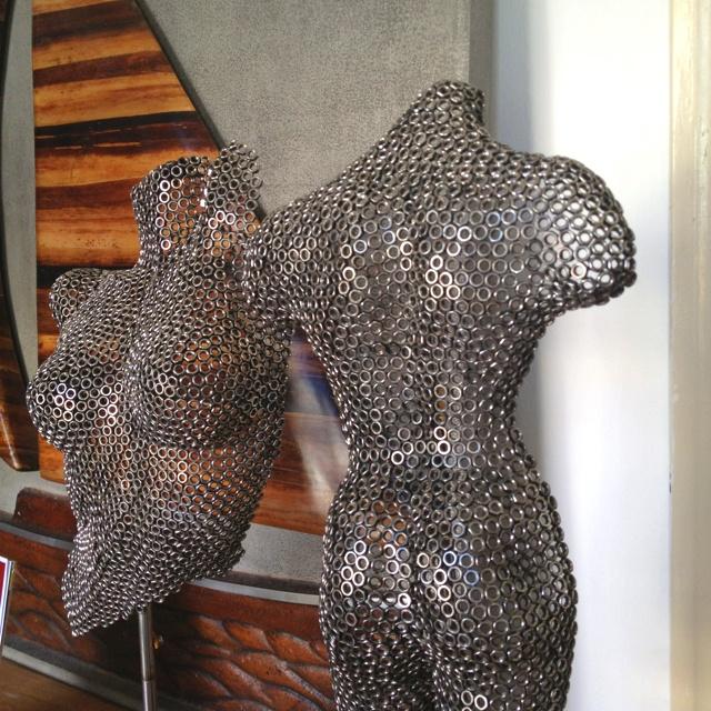 Metal Sculptures Objects Pinterest