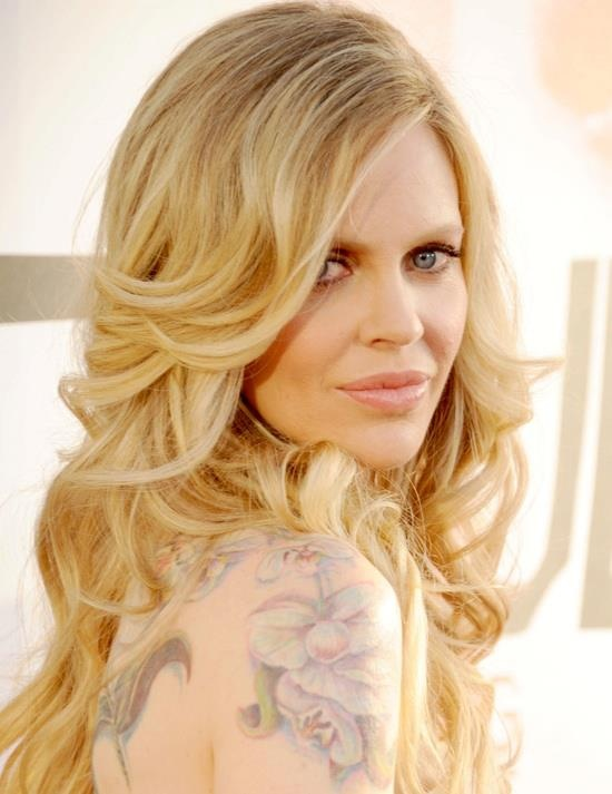 Kristin Bauer van Straten- she is gorgeous!!!!