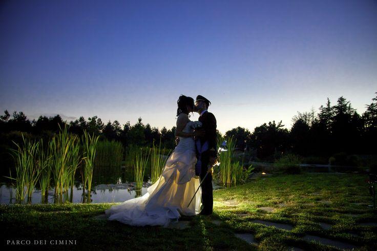 Al chiarore della sera...il bacio perfetto