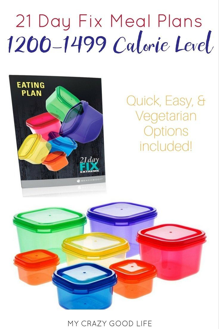21 Day Fix Meal Plans in the 1200-1499 Calorie Level can be hard to find. Mix it up with some of these awesome and easy meal plans!