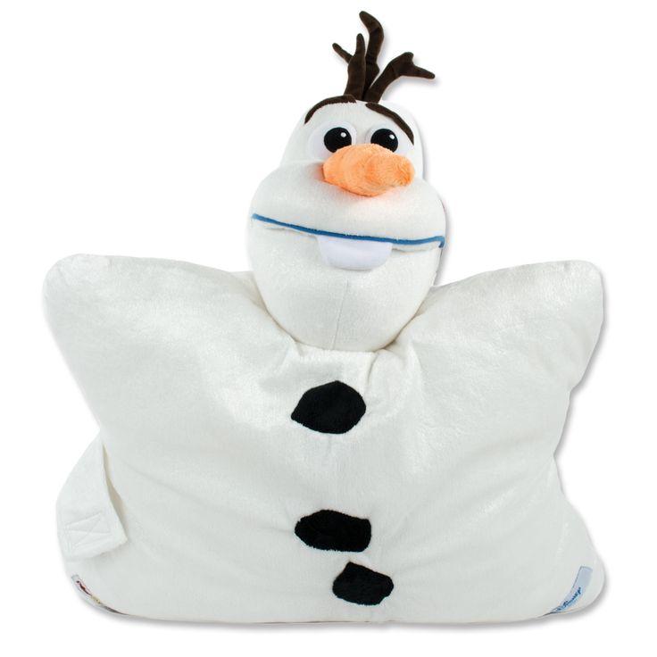 Cute Olaf Pillow : 1065 best images about Disney s Frozen on Pinterest Frozen crafts, Disney frozen and Disney ...