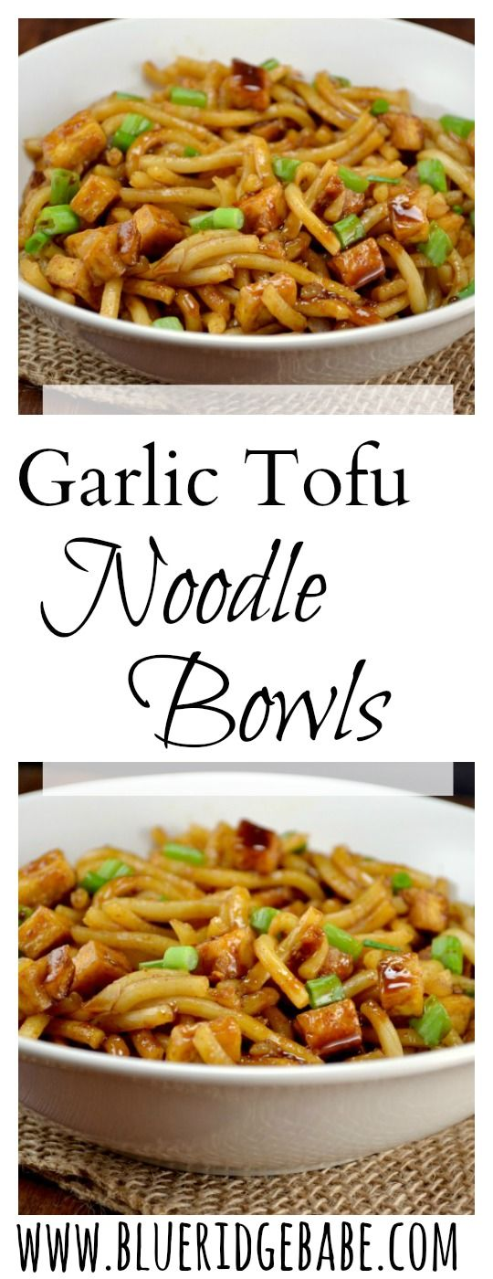 Asian Garlic tofu noodle bowls: Modified Soy sauce, red wine vinegar, olive oil,garlic, ginger, salt, pepper, brown sugar,as base on tofu, then again on veggies (carrots/cauliflower) and added cooked noddles at end with more soy sauce/olive oil