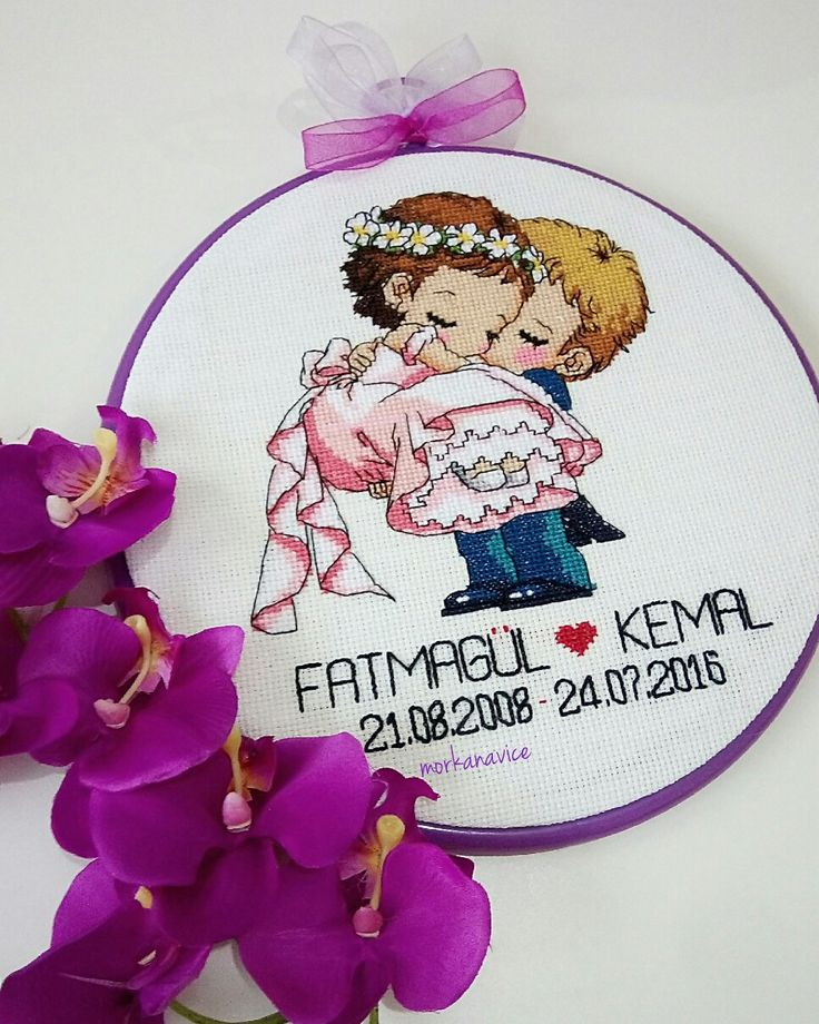 Crossstitch / soda stitch / etamin / kanaviçe
