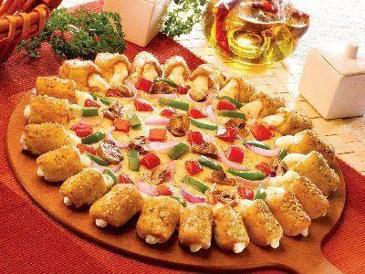 """Résultat de recherche d'images pour """"Pizza Hut cheesy crust fun"""""""