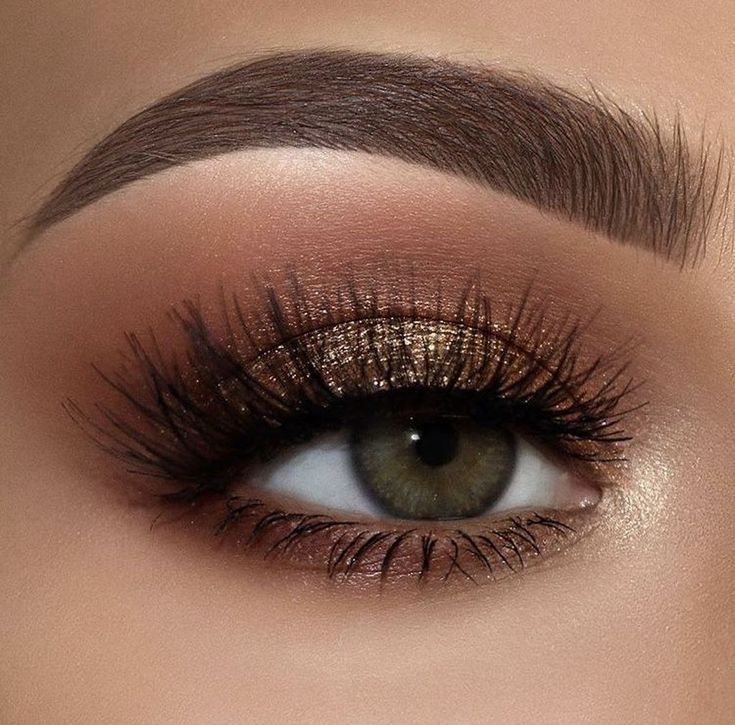 30+ Classy Eye Makeup Ideas For Green Eyes That Looks Cool