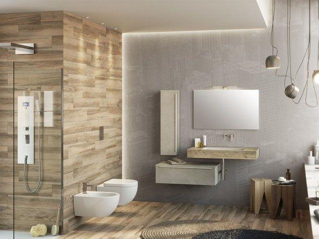 Bagno Legno Bianco : Arredamento bagno legno change comp with arredamento bagno legno