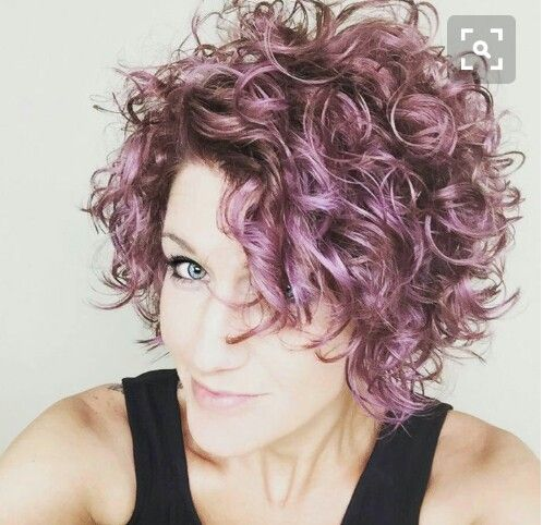Short Hairstyles For Curly Hair Fascinating 1043 Best Short Curly Hair Images On Pinterest  Hair Cut Short