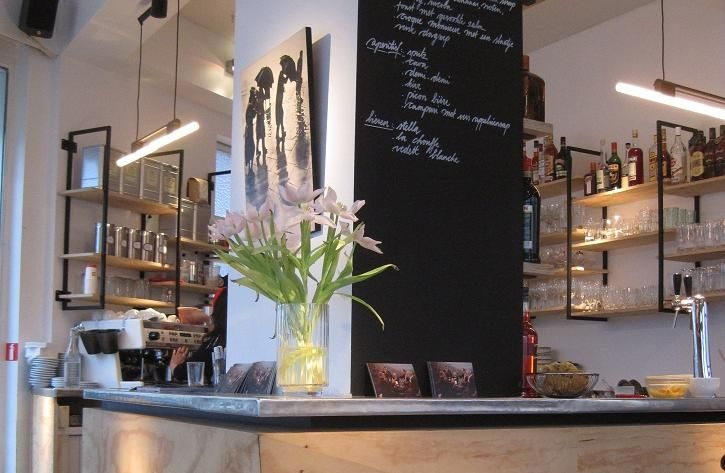 Vitrin // great place for coffee or apéro #south