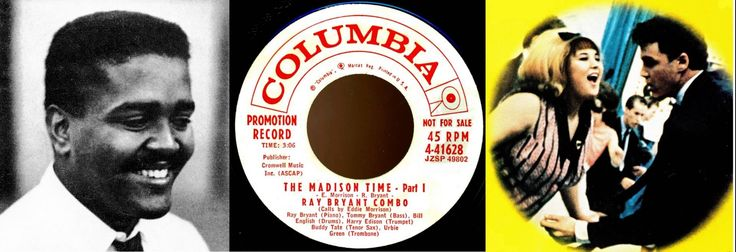 "Ray Bryant Combo - The Madison Time (as featured in the motion picture ""..."