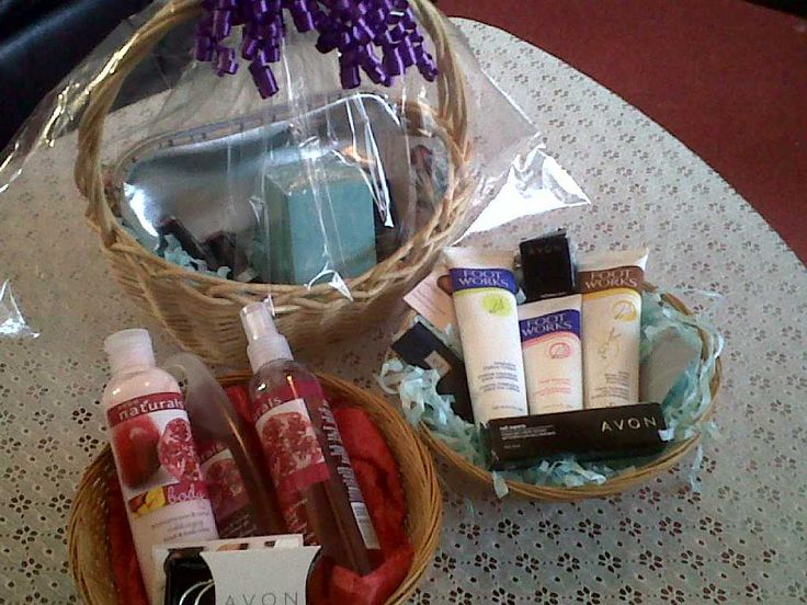 Avon gift basket ideas wedding tips and inspiration the 25 best avon gift baskets ideas on pinterest party negle Images