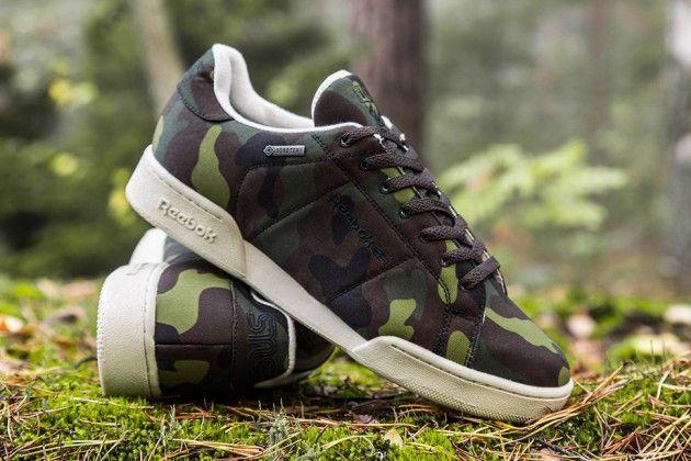 Sneakersnstuff x Reebok NPC II GORE-TEX • Highsnobiety