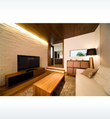 吹抜けや寛ぎのダウンフロアリビング、空間の変化を楽しむ住まい | ヘーベルハウス | 実例・くらし方・商品