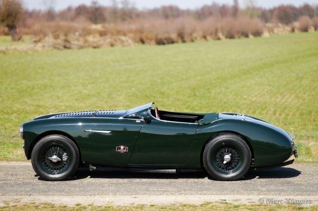 Smooth Austin Healey 100M BN1 - 1954