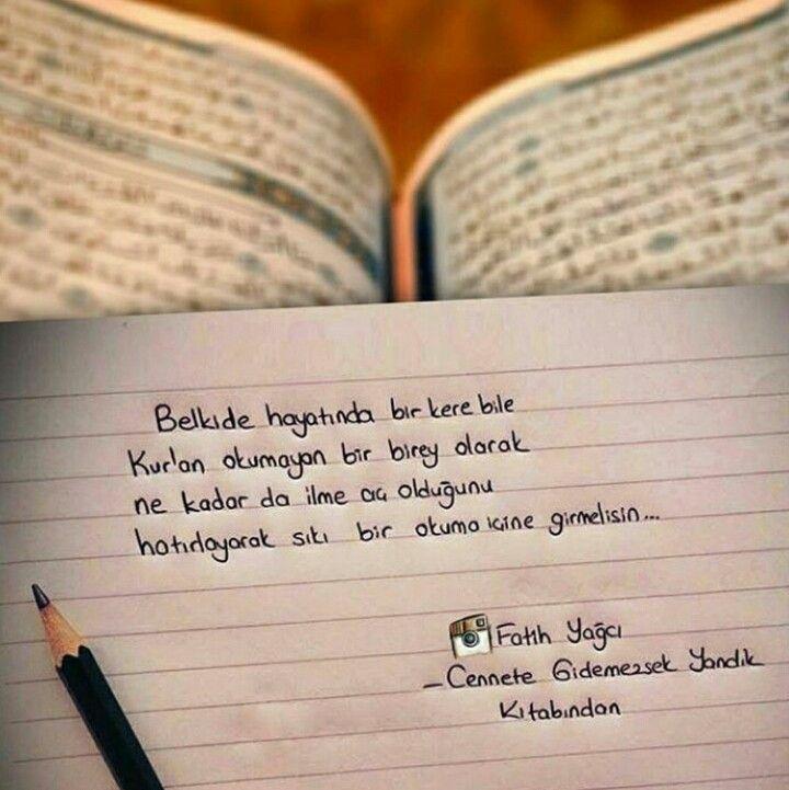 #Kuran #önemli #vesselam #sözlerköşkü #fatihyağcı