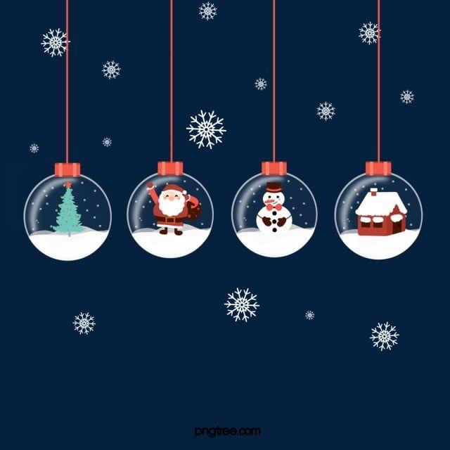 Christmas Transparent Round Snowball Christmas Transparent Round Snowball Santa Claus House Png Transparent Clipart Image And Psd File For Free Download Christmas Tree Background Christmas Border Christmas Frames