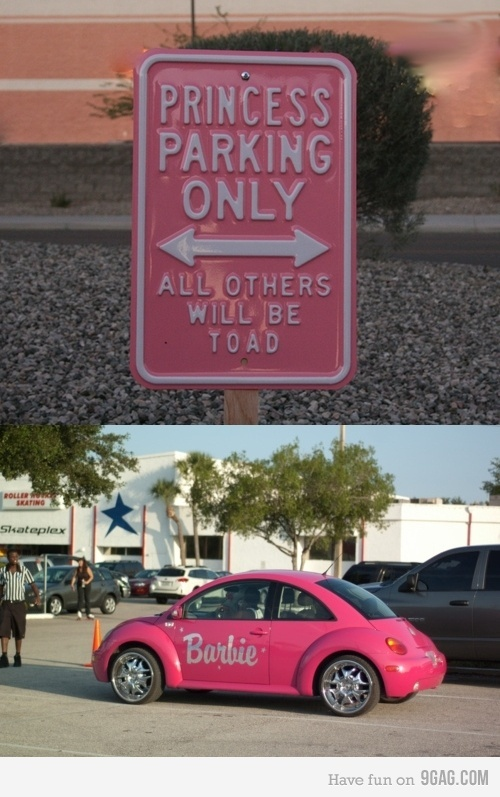 @Beki Hughes.  This made me think of you!: Laughing, Signs, Life, Quote, Funny, Girly Girls, Pink Princesses, Princesses Parks, Parks On