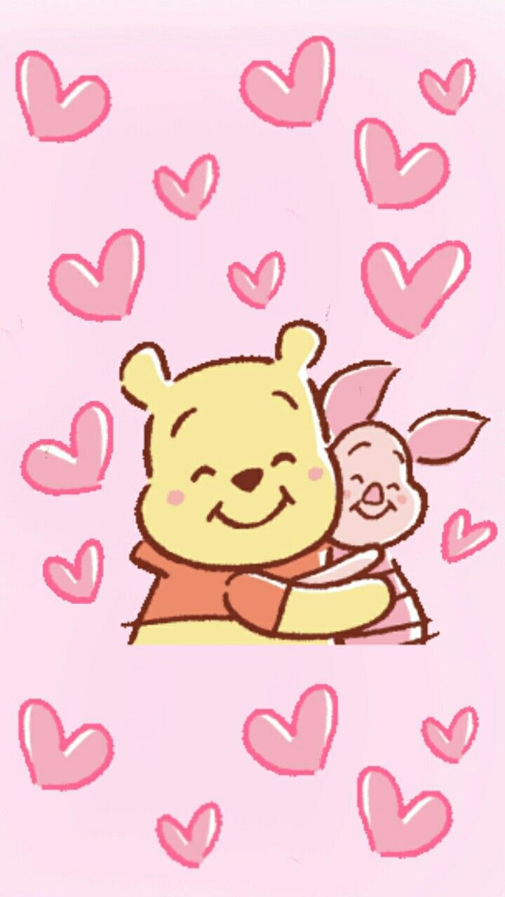Pin Nana On Pooh In 2019 Cute Disney Wallpaper Cute Within Winnie The Pooh Iphone Wallpaper Tumblr In 2020 Cute Disney Wallpaper Disney Phone Wallpaper Cartoon Wallpaper