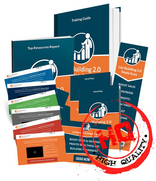 List Building 2.0 Biz in a Box Review