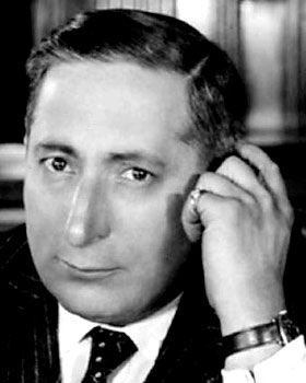 Louis B. Mayer Born Lazar Meir on July 12, 1884 in Minsk, Belarus. Died Oct. 29, 1957 of leukemia in UCLA Ronald Reagan Medical Center, CA