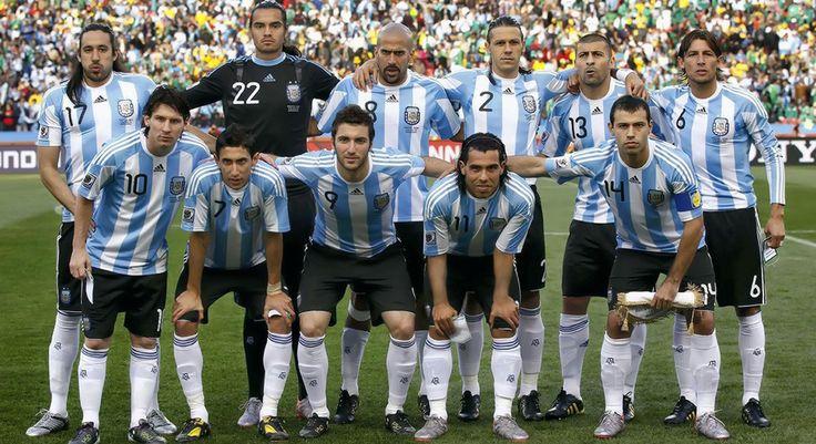 Argentina Football Team Soccer Lionel Messi Poster