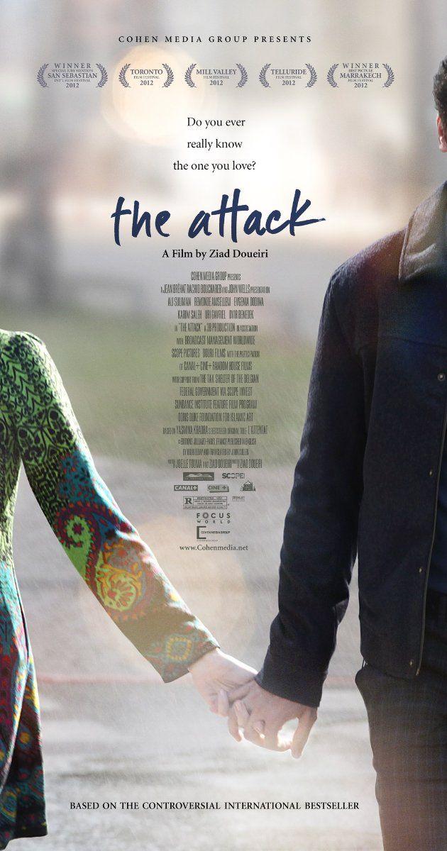 The Attack (2012) Attack movie, Movies, Attack