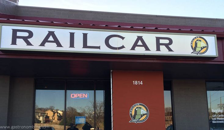 Railcar Modern American Kitchen - Omaha Restaurant Review