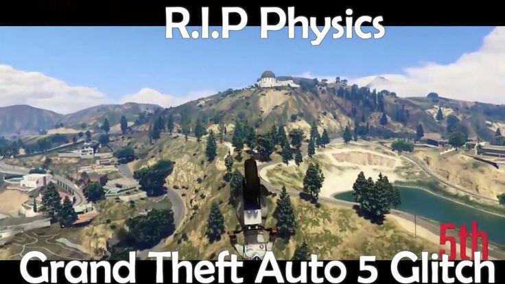 Grand Theft Auto 5 -Rip Physics The Glitch #GrandTheftAutoV #GTAV #GTA5 #GrandTheftAuto #GTA #GTAOnline #GrandTheftAuto5 #PS4 #games