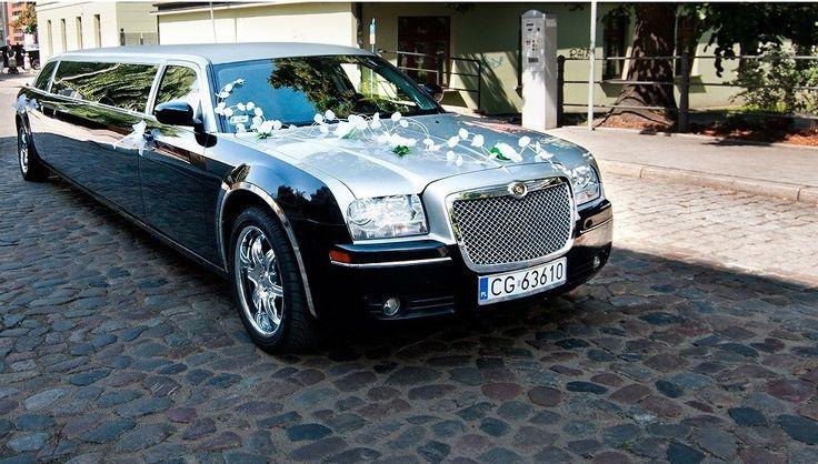 Czarna limuzyna do ślubu – LIMO300C