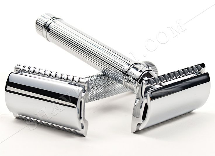 Merkur 34C vs Edwin Jagger DE89L Safety Razors