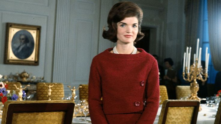 Jackie Kennedy's Iconic Looks: A look at the iconic beauty and fashion from the incredible former First Lady, Jackie Kennedy-Onassis.